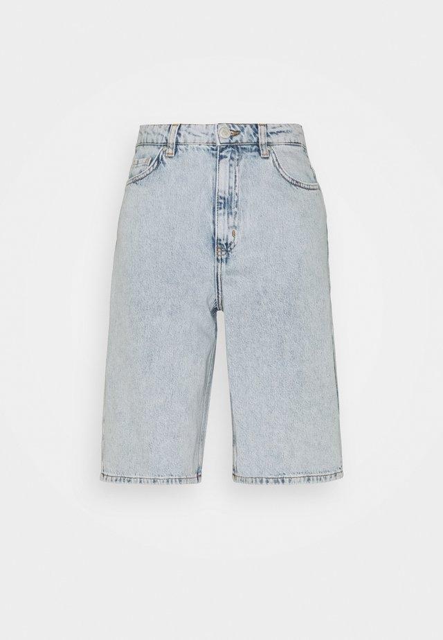 ENBIRCH  - Jeansshorts - vintage light blue