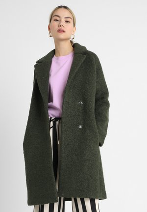ENDICKINSON - Cappotto classico - forest night melange