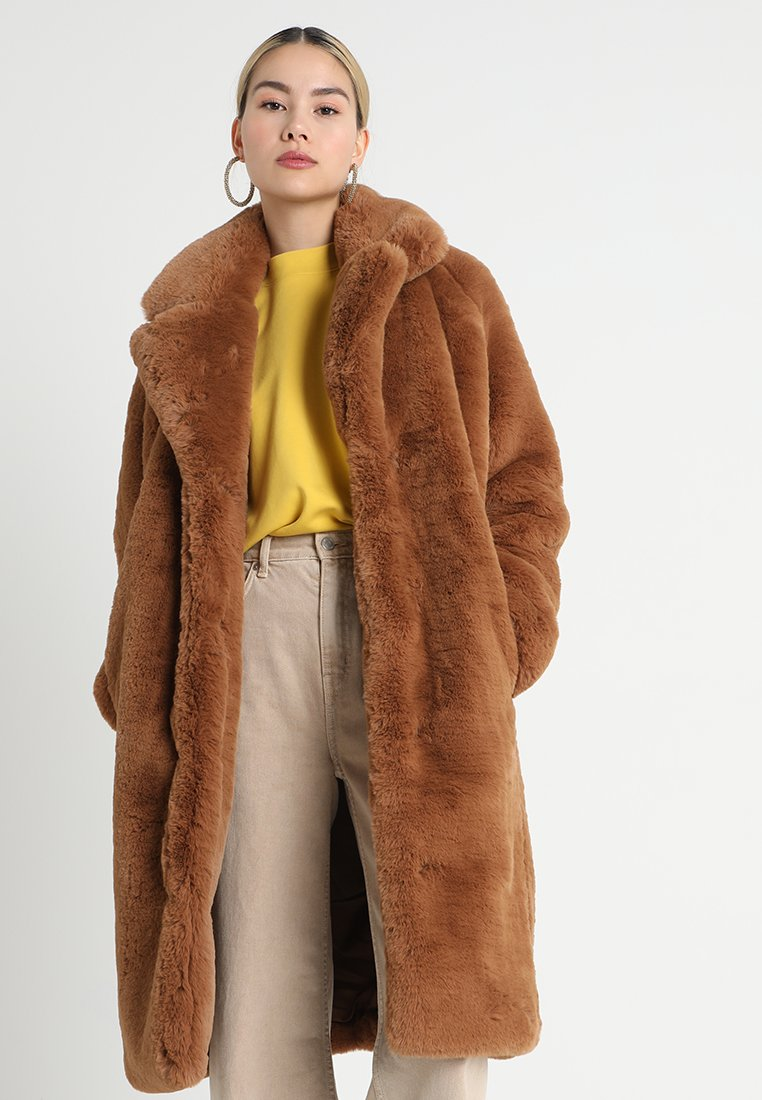 Envii - ENSIRENE - Veste d'hiver - cognac brown