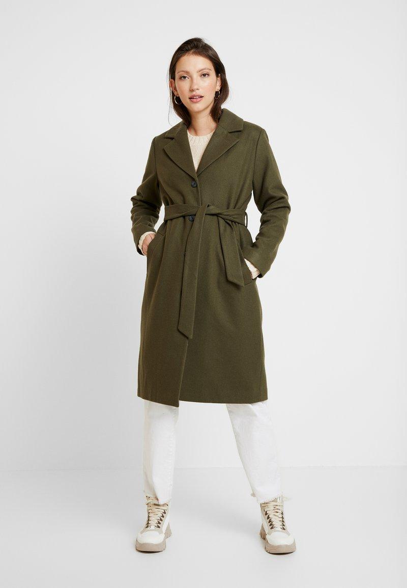 Envii - ENSKULE JACKET - Classic coat - olive night