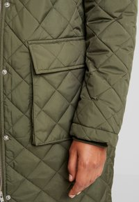 Envii - ENHAMRA JACKET - Vinterkappa /-rock - olive night - 4