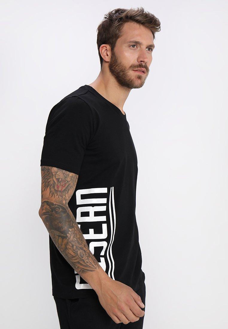 Eisern - T-shirt med print - black