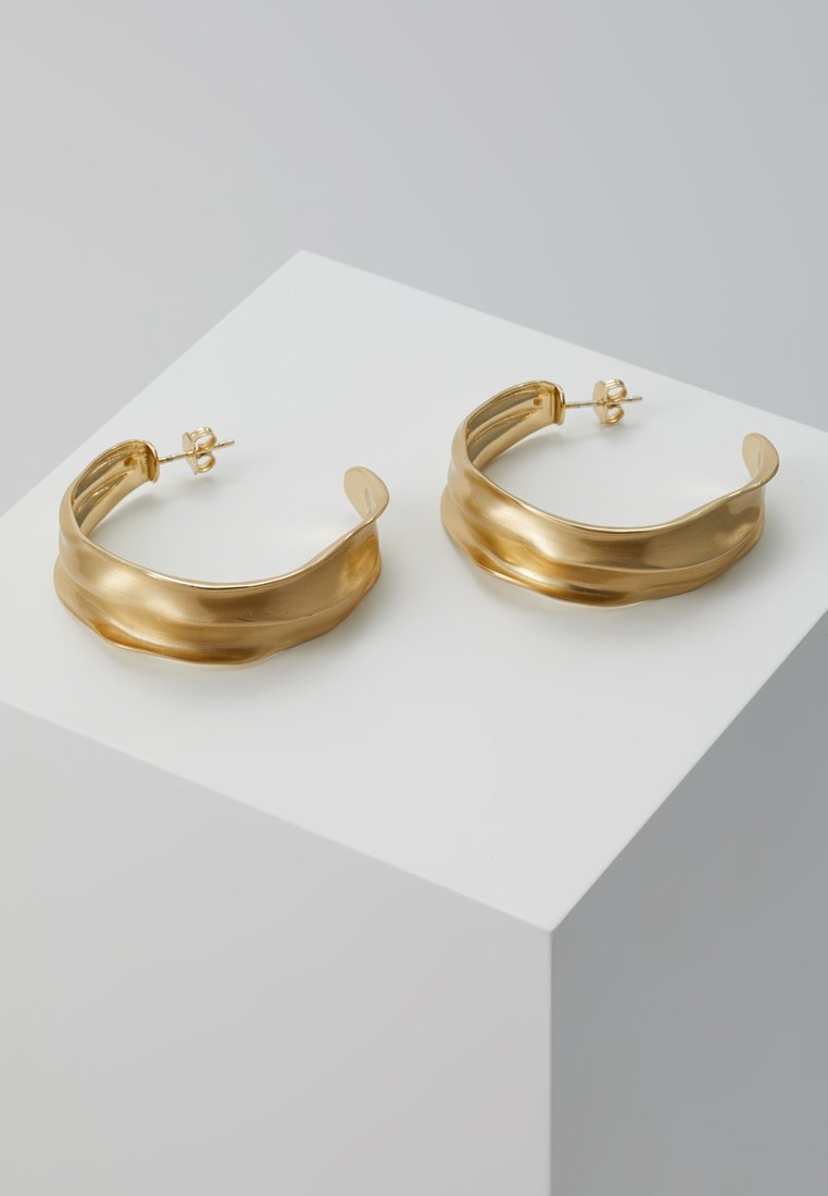 Elizabeth and James - ELOISE EARRING - Øredobber - gold-coloured