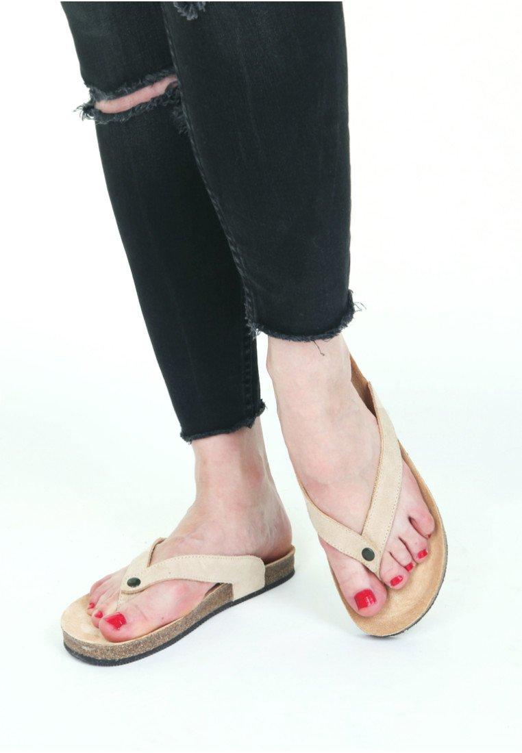 EKN Footwear - Hausschuh - beige