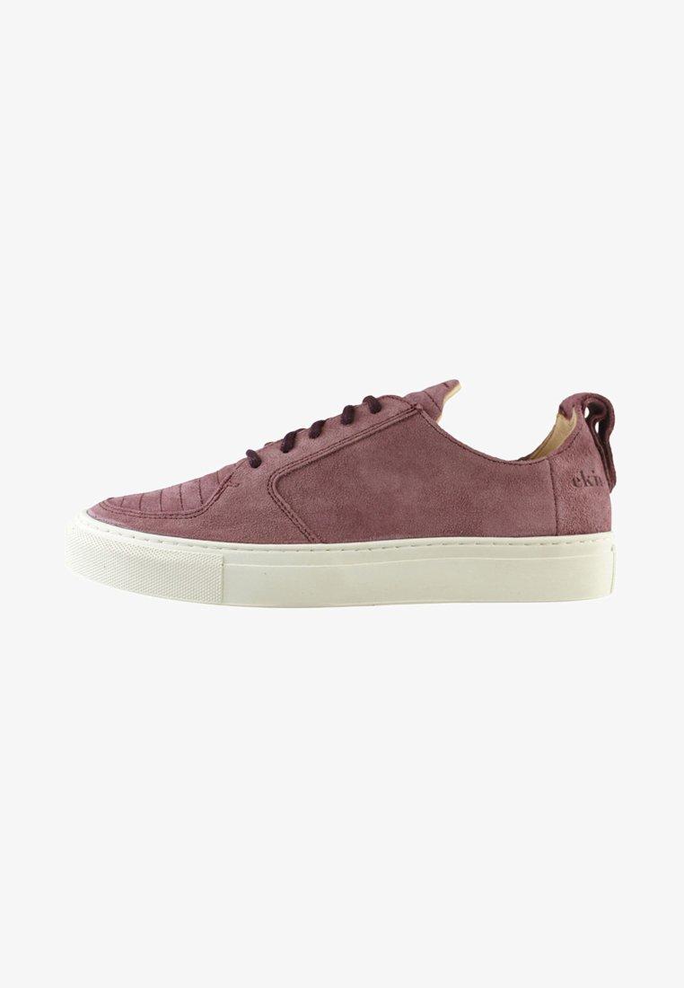 EKN Footwear - ARGAN - Sneaker low - burgundy