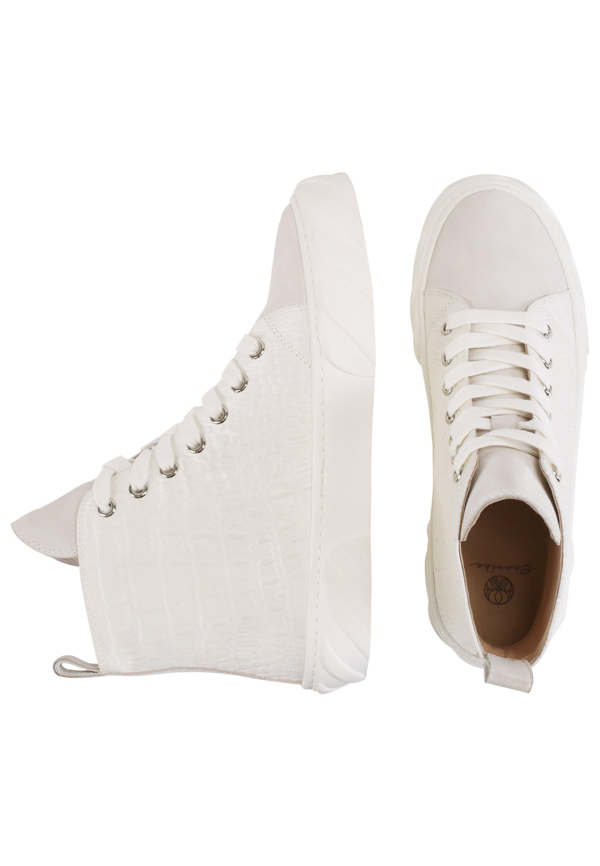Ekonika Sneaker low - white-light beige | Damen Schuhe 2020