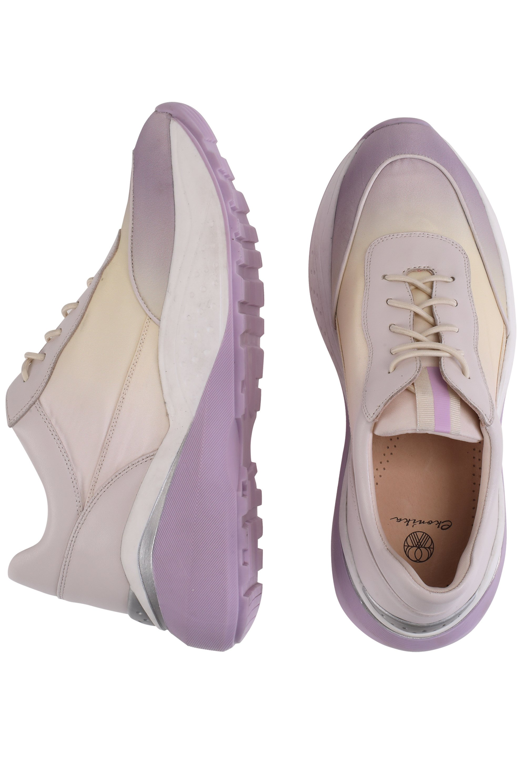 Ekonika Sneaker Low - Yellow-violet Black Friday