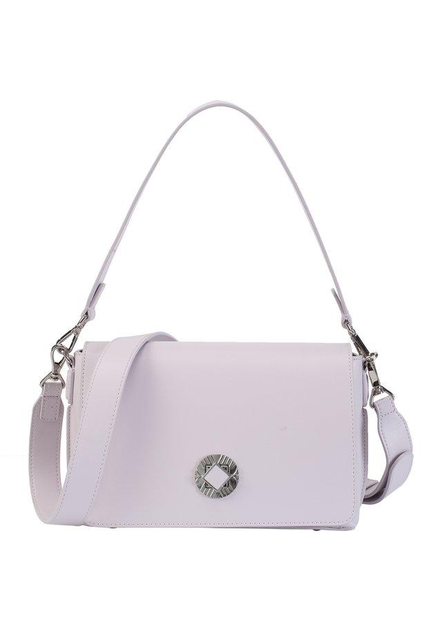 MIT UMSCHLAG - Handbag - rosa