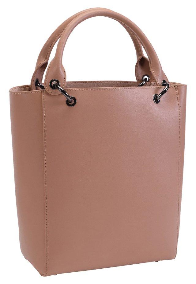 Handbag - beige