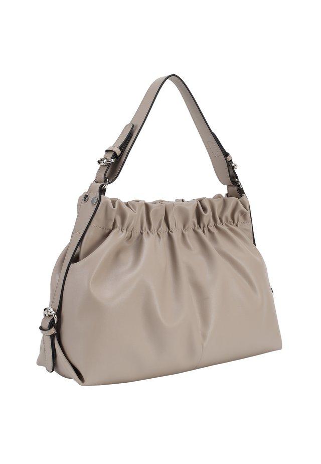 Handtasche - sandfarben