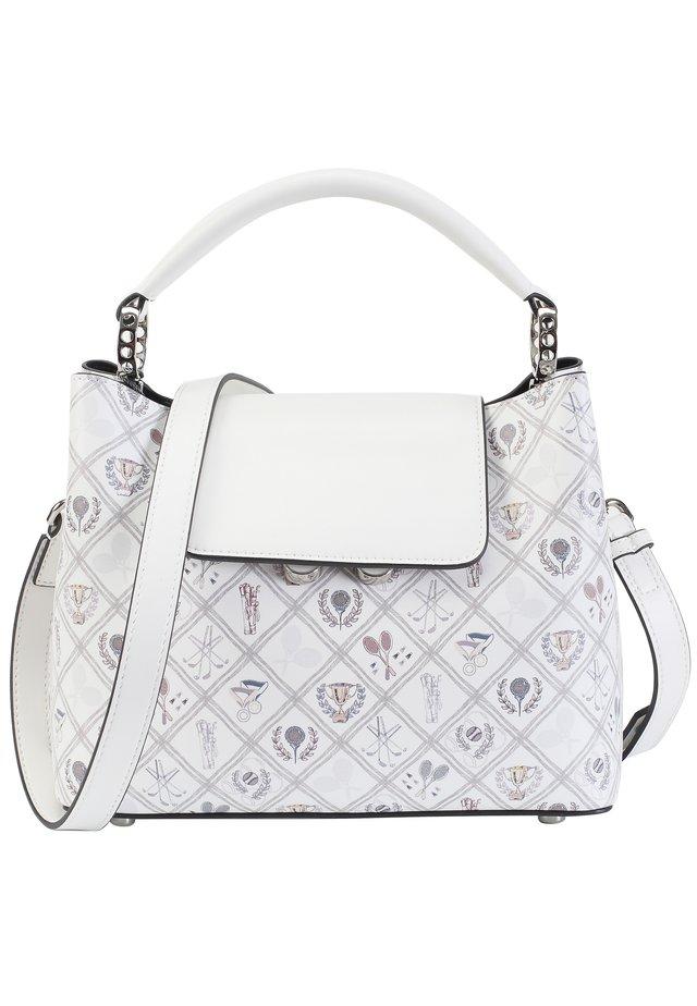 Handbag - weiß-mehrfarbig