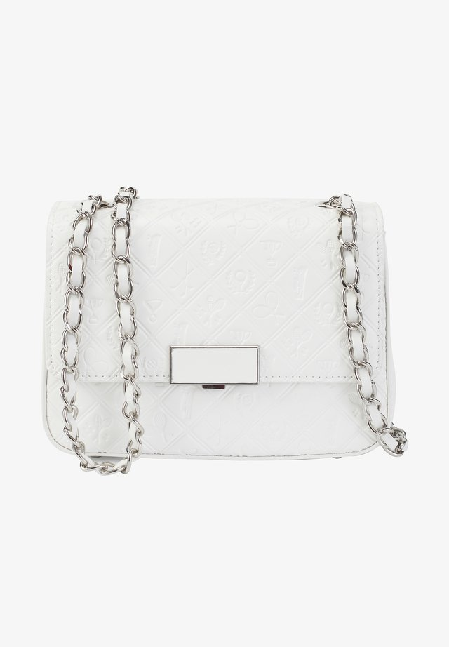 TASCHE ALLA PUGACHOVA - Handbag - weiß