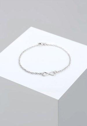 INFINITY - Bracelet - silber