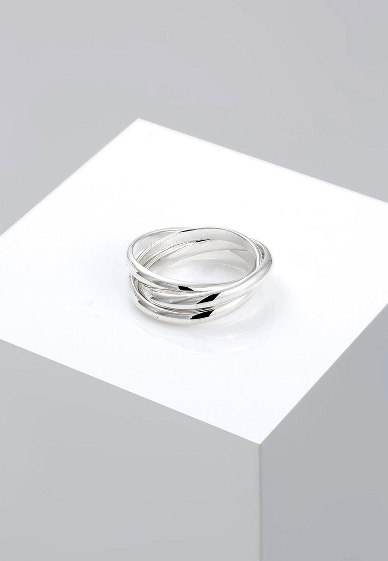Elli - TRIO BASIC - Ring - silberfarben