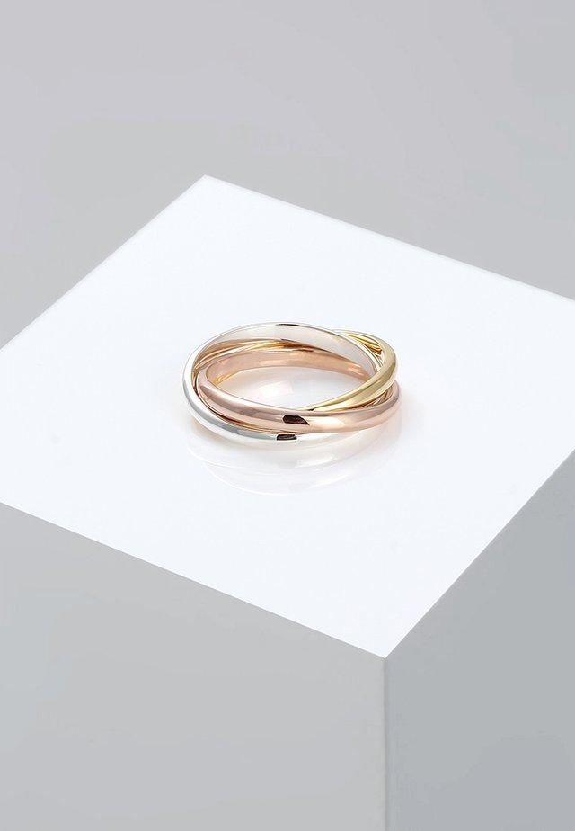 TRIO BASIC - Ring - multi-coloured
