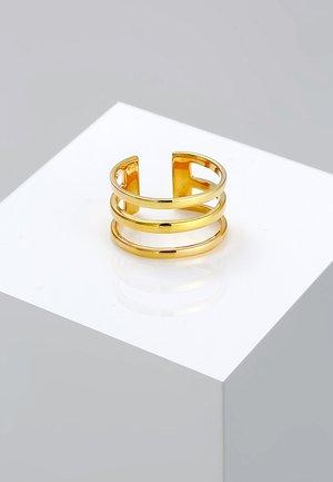RING SILBER - Ringe - goldfarben
