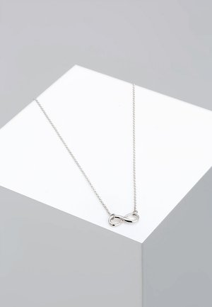 INFINITY - Collier - silver-coloured