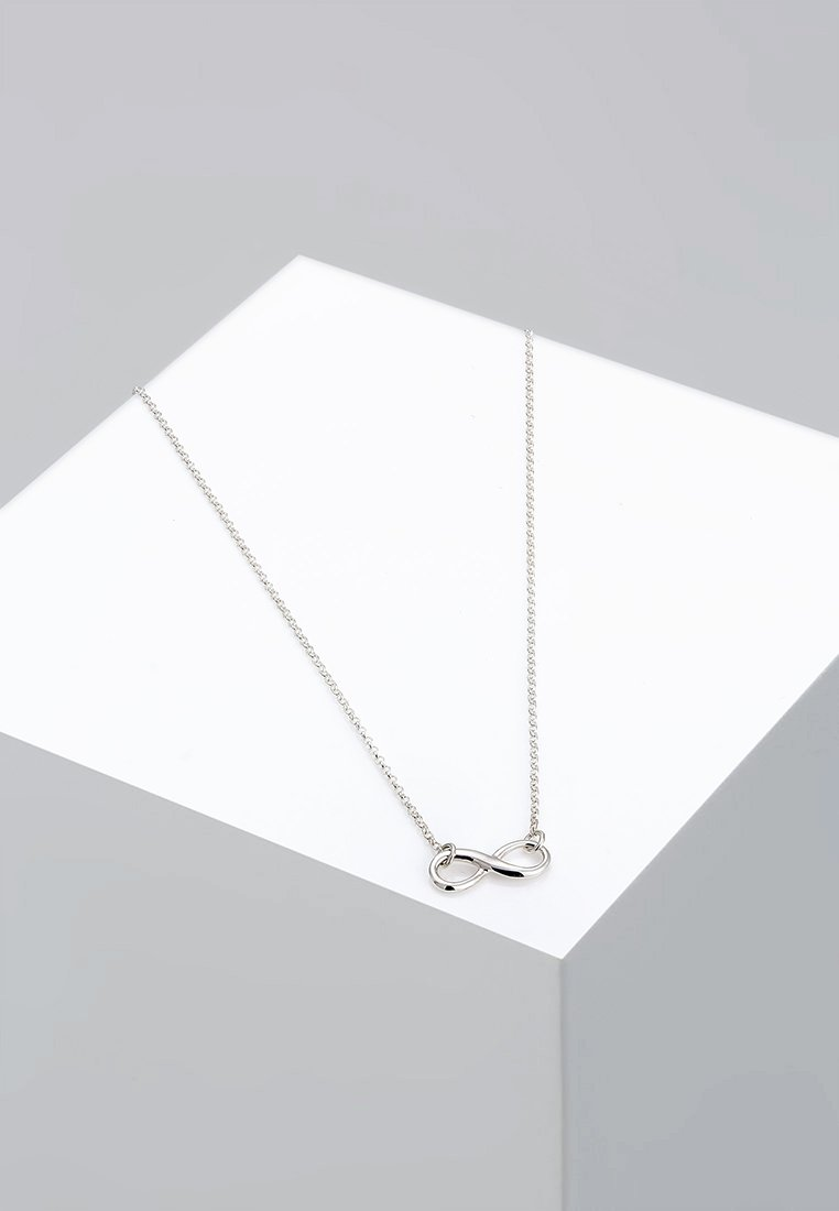 Elli - INFINITY - Ketting - silver-coloured