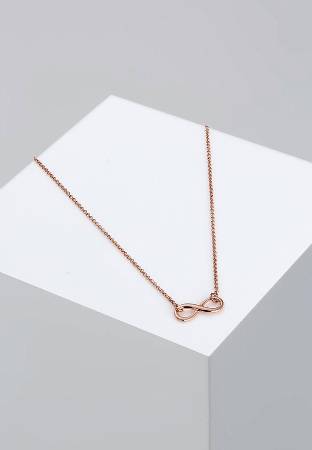 INFINITY - Necklace - rose gold