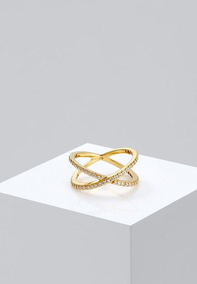 KREUZ - Pierścionek - gold-coloured