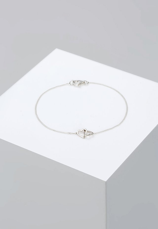 HERZ - Armband - silver-coloured