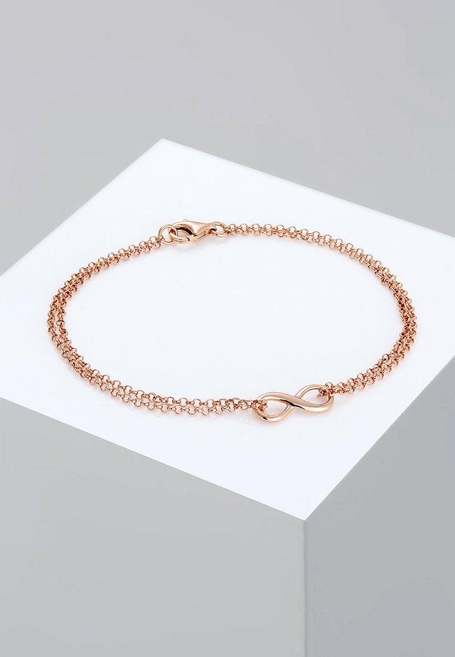 INFINITY - Armband - rosé