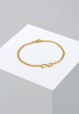 INFINITY - Bracelet - goldfarben