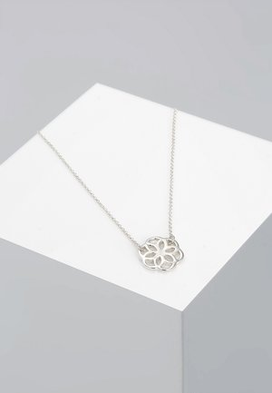 BLUME - Collier - silver-coloured