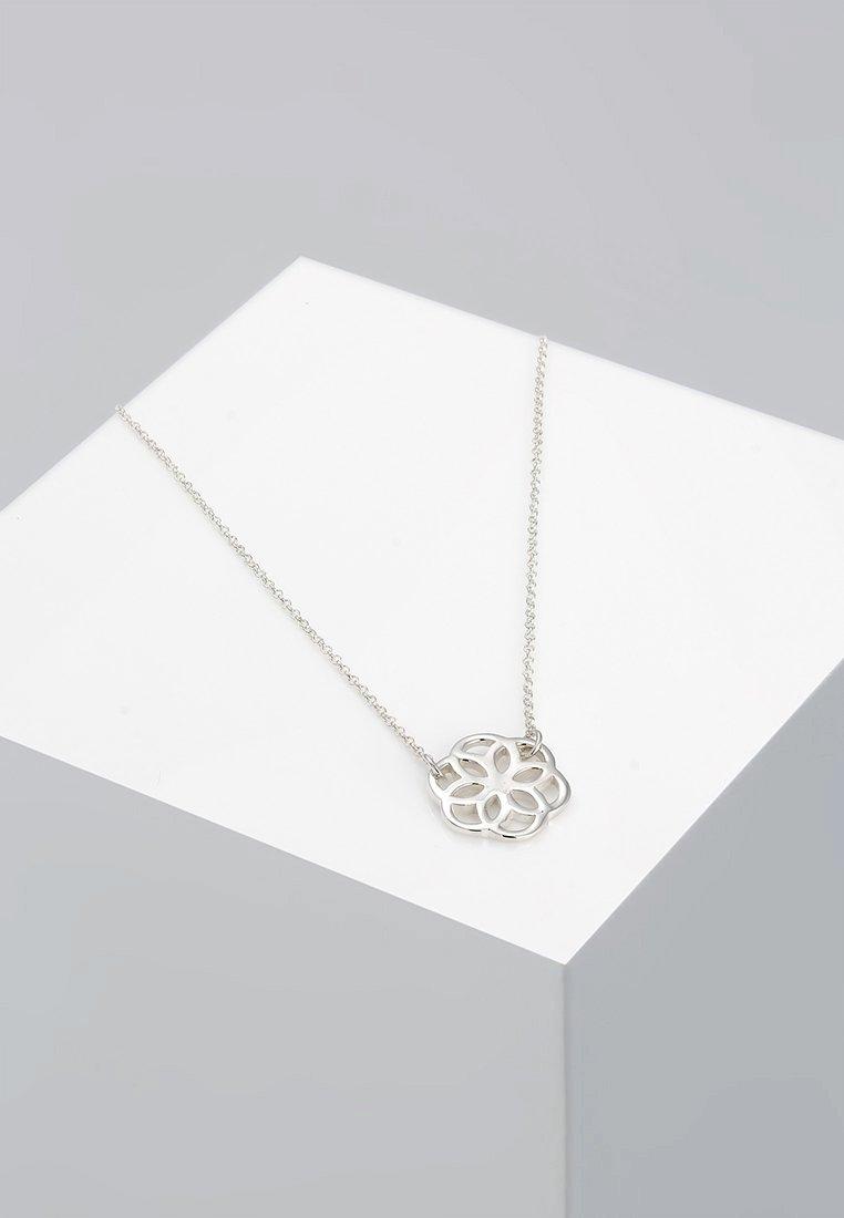 Elli - BLUME - Collier - silver-coloured