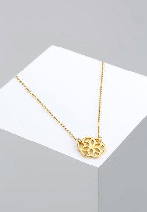 BLUME - Halskæder - gold-coloured