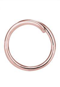 Elli - TREND - Ringe - roségoldfarben - 4