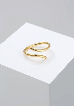 STATEMENT - Ring - gold