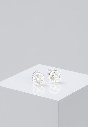 ORNAMENT - Boucles d'oreilles - silver-coloured
