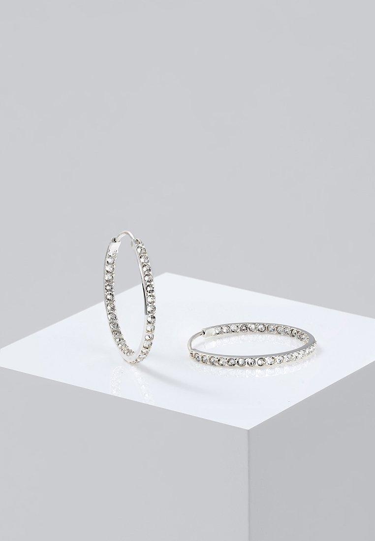 Elli - CREOLEN - Ohrringe - silver-coloured