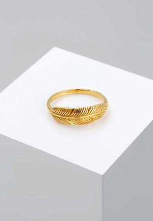 FEDER - Pierścionek - gold-coloured