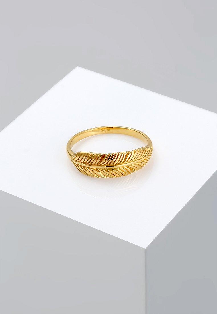 Elli - FEDER - Ring - gold-coloured
