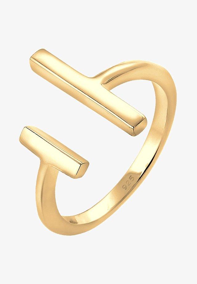 Ring - goldfarben