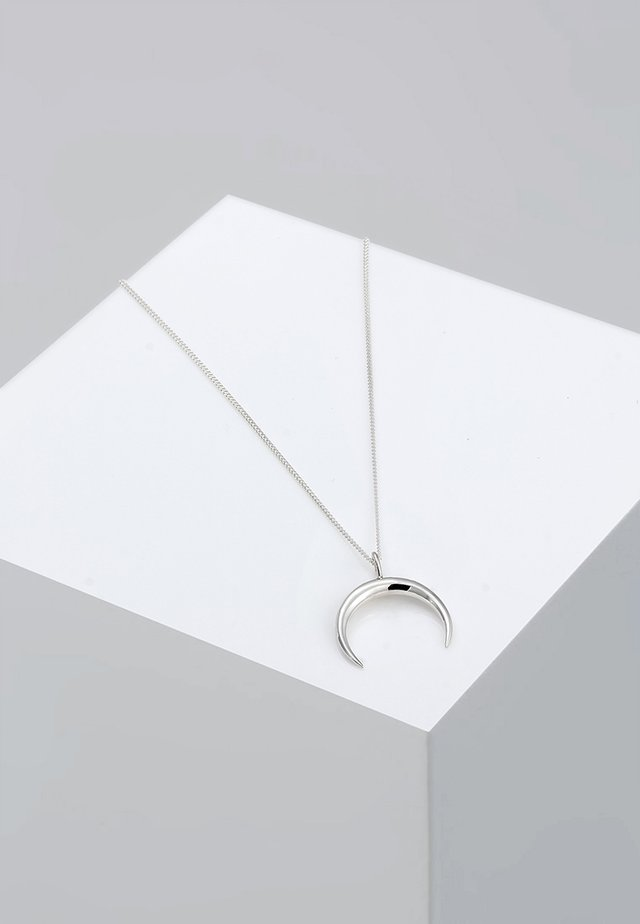 MOND - Collana - silver-coloured