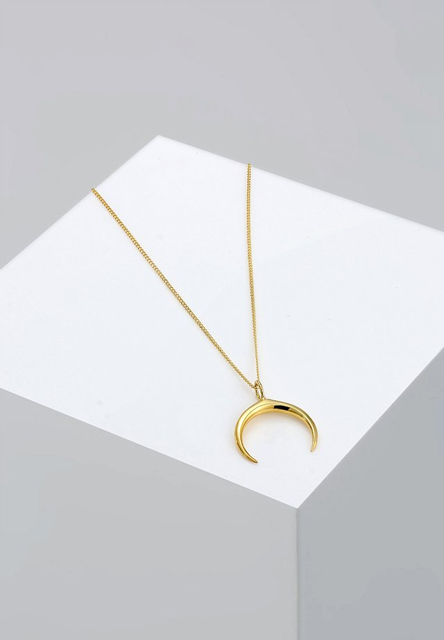 MOND - Necklace - gold-coloured