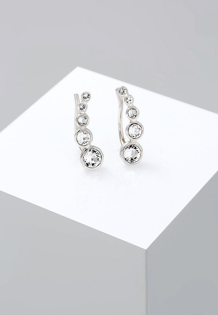 Elli - EARCUFF - Oorbellen - silver-coloured