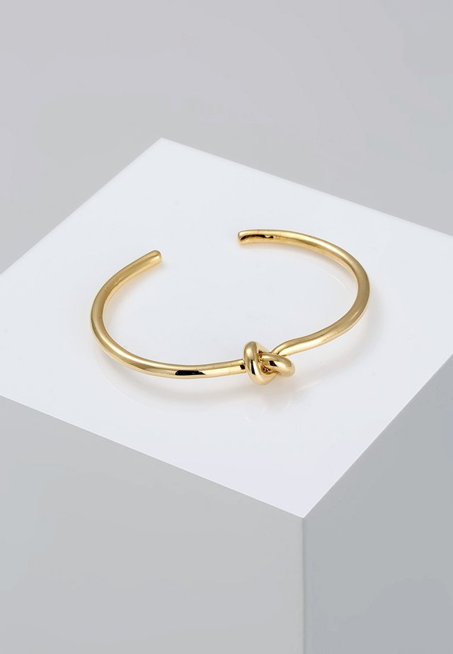 KNOTEN - Armband - gold-coloured