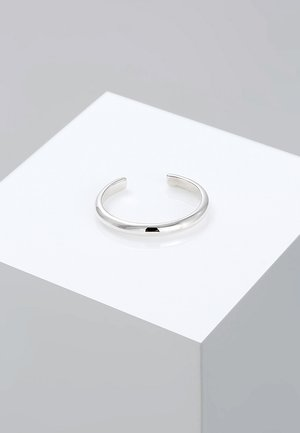 MIDI Knuckle Minimal Trend   - Ringe - silver-coloured