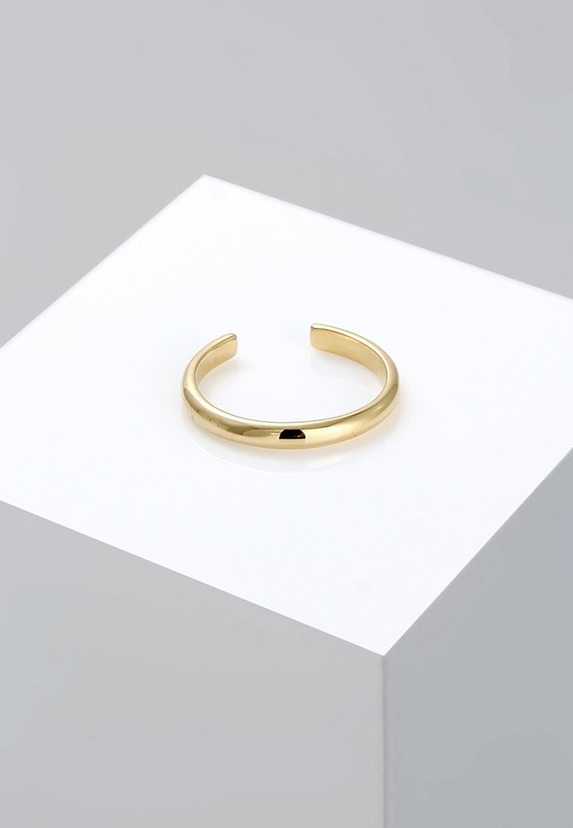 MIDI Knuckle Minimal Trend   - Ringe - gold-coloured