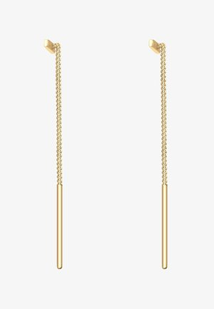 STIFT MINIMALISMUS  - Earrings - gold-coloured