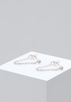 TREND GEO - Orecchini - silver-coloured