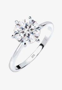Elli - VERLOBUNG ELEGANT - Ring - silver-coloured - 2
