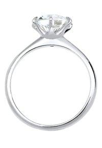 Elli - VERLOBUNG ELEGANT - Ring - silver-coloured - 4