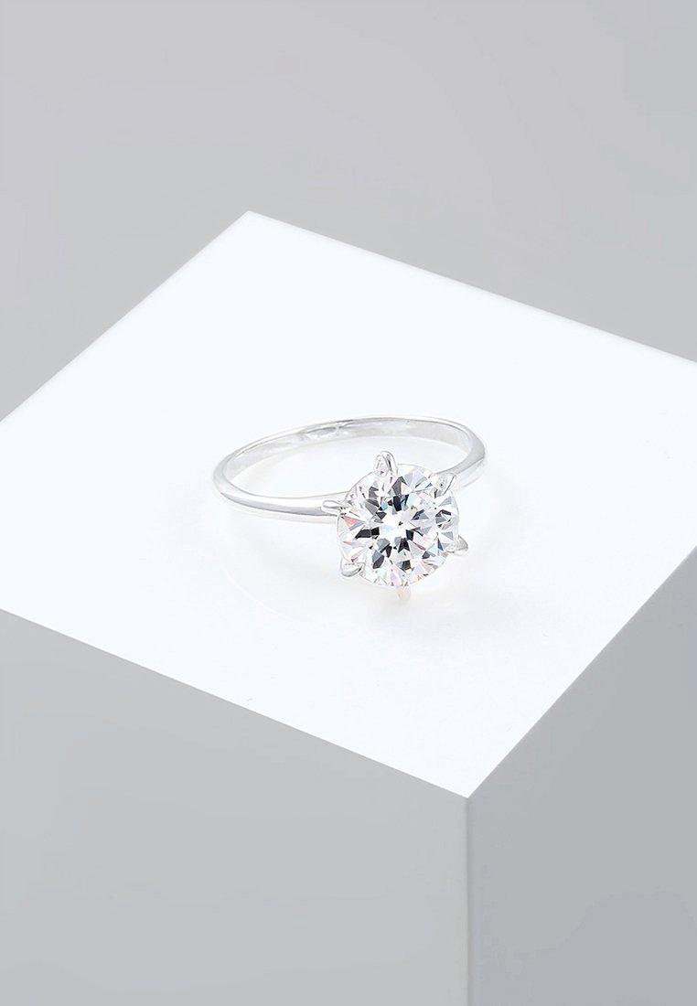 Elli - VERLOBUNG ELEGANT - Ringe - silver-coloured