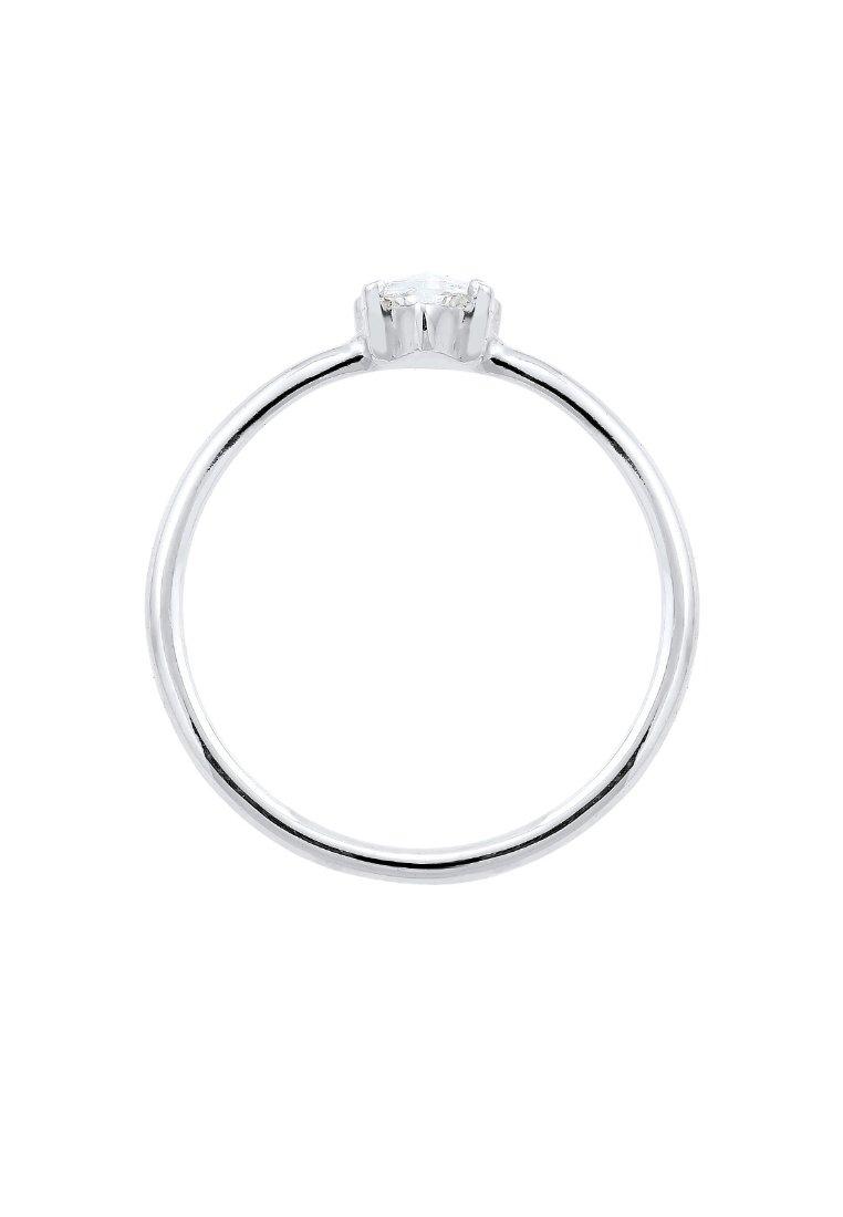 Elli MARQUISE - Ringar - silver-coloured
