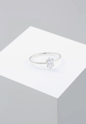 MARQUISE - Ring - silver-coloured